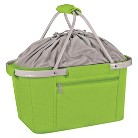 Picnic Time Metro Collapsible Basket - Lime