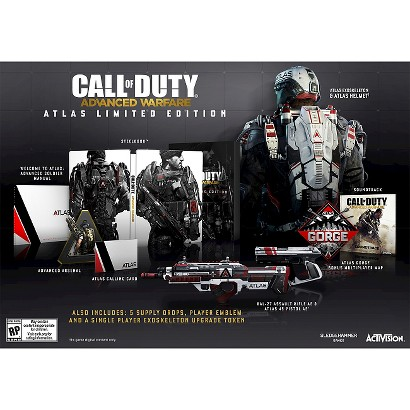 Call of Duty: Advance Warfare Atlas Limited Edition (PlayStation 3)