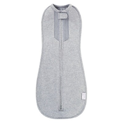 Comfort & Harmony™ Woombie™ Peanut Air Swaddle™ - Goodnight Grey - 0-3M