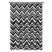 Mudhut™ Chevron Zig Zag Shower Curtain