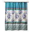 Boho Boutique™ Floral Shower Curtain