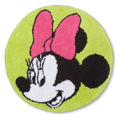 Disney® Minnie Mouse Bath Rug - Multicolor (20x28 )