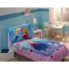 Disney's Frozen 4pc Toddler Bedding Set