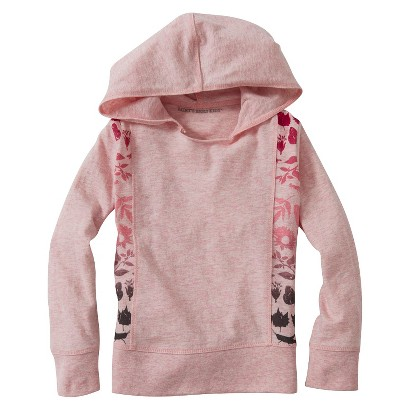 Burts Bees Baby™ Toddler Girls' Hooded Sweatshirt