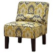 Seedling by Thomas Paul Slipper Chair - Palace Yellow