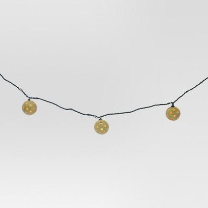 Threshold Globe String Lights : Threshold UL 10ct Indoor/Outdoor String Light, ... : Target