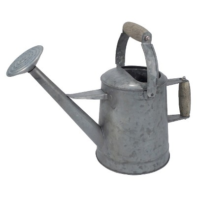 Threshold Galvanized Watering Can