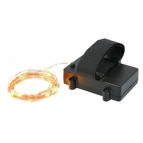String Lights Firefly Battery Operated - Threshold : Target