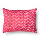 Xhilaration™ Chevron Net Decorative Pillow