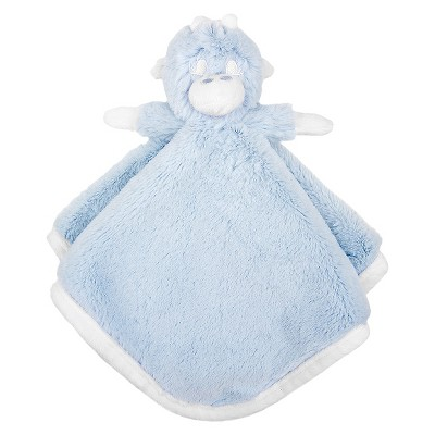LOVE Posh Security Blanky Giraffe - Blue