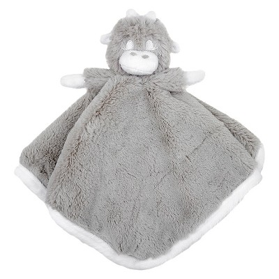 LOVE Posh Security Blanky Giraffe - Silver