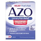 AZO Urinary Pain Relief™ Maximum Strength Tablets - 24 Count