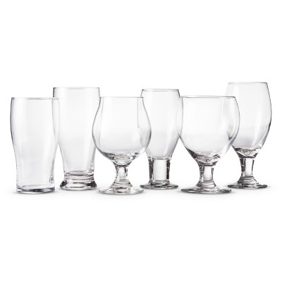 Libbey 6 Piece Perfect Hard Cider Assorted Set