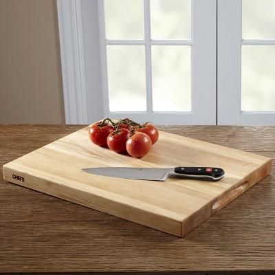 """CHEFS 20x15"""" Cutting Board - Maple"""