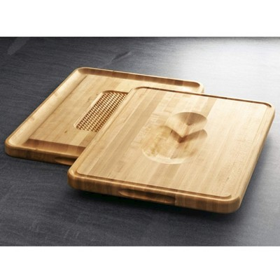 """CHEFS 20x14"""" Reversible Carving Board"""