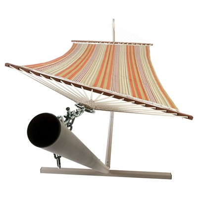 Quilted Hammock - Red Stripe - Threshold™