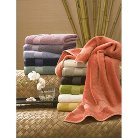 Kassatex Rayon Made From Bamboo 6pc Towel Set - Amethyst