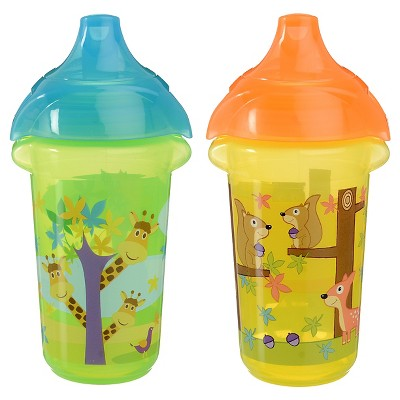 Munchkin Click Lock™ 9oz Sippy Cup - 2 Pack