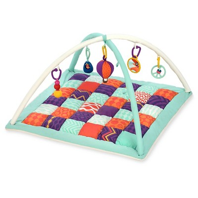 Baby B. Wonders Above™ Quilted Activity Gym