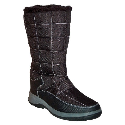 s itasca uptown winter boots black target