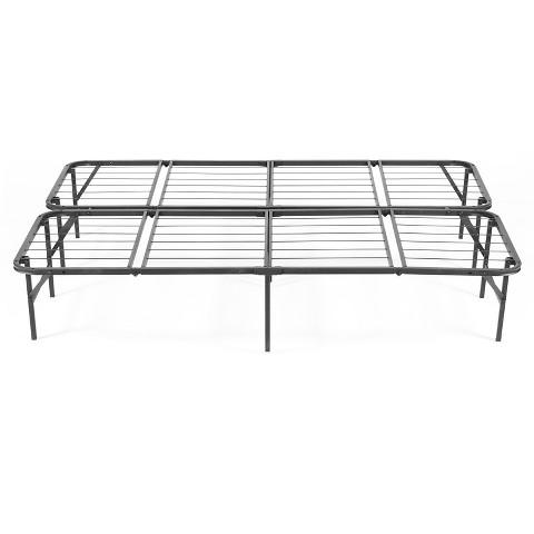 Simple Base Quad Fold Bed Frame Pragma Bed Target