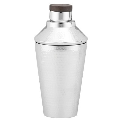 Gorham That's Entertainment Hammered Cocktail Shaker