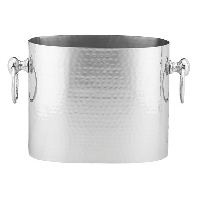 Gorham That's Entertainment Hammered Ice Bucket