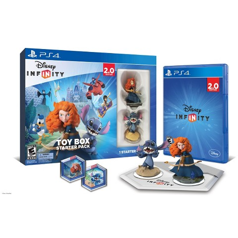 Disney Infinity: Toy Box Starter Pack 2.0 Edition (PlayStation 4)