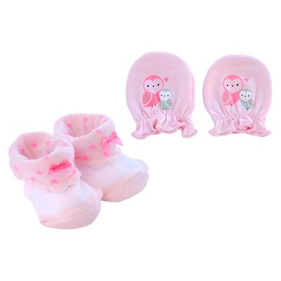 Newborn Girls' Just One You™ Made by Carter's® Layette Pink