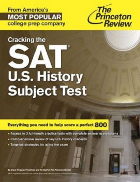 Cracking the SAT Chemistry Subject Test, 2009-2010 Edition (College Test Prep)