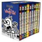 Diary of a Wimpy Kid Box of Books 1-8 & The Do-It-Yourself Book (Hardcover)