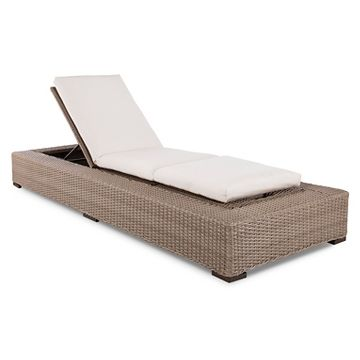 premium edgewood wicker patio chaise lounge smith hawken belvedere eco office desk eco furniture