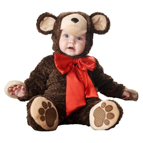 Infant/Toddler Lil' Teddy Bear Elite Collection Costume
