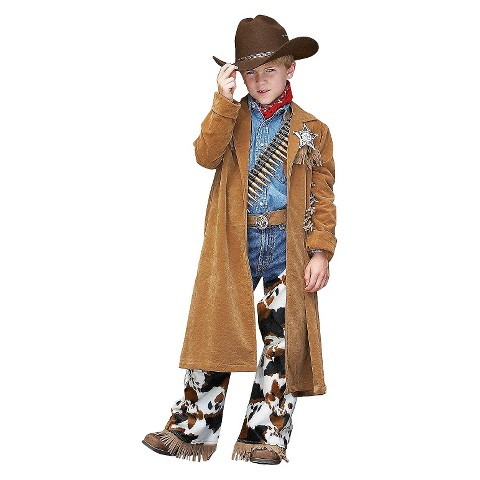 Boy's Cowboy Duster Jacket