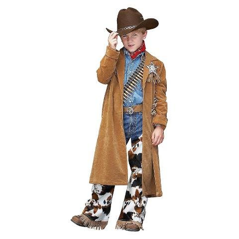 Boy's Cowboy Duster Jacket