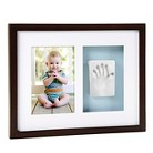 Babyprints Wall Frame - Espresso