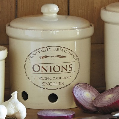 CHEFS Fresh Valley Canister - Onion