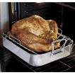 CHEFS Tri-Ply Roasting Pan with Rack