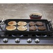 CHEFS Hard-Anodized Non-Stick Combo Grill/Griddle