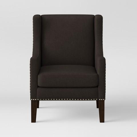 Jackson Wingback Chair Threshold™ Tar