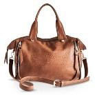 Freemont Satchel Handbag with Removable Crossbody Strap