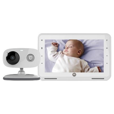 motorola mbp867 video baby monitor target. Black Bedroom Furniture Sets. Home Design Ideas
