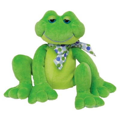 "First & Main Thad Polz Plush Toy - Green (7"")"