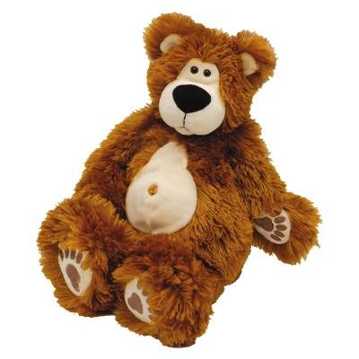 "First & Main Kodiak Zac Plush Toy - Brown (7"")"