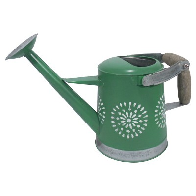 Threshold Watering Can Green Pattern