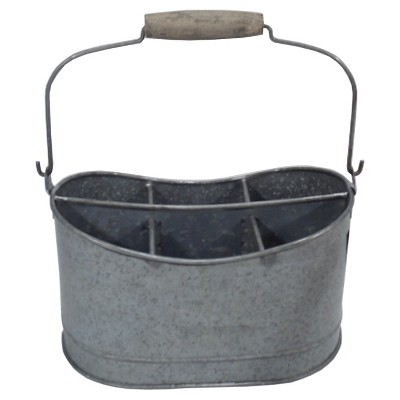 Threshold™ Galvanized Tool Caddy