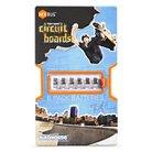 Tony Hawk Circuit Boards by HEXBUG - Battery 6-pack