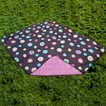 Outdoor Picnic Blanket Dots - Multicolored