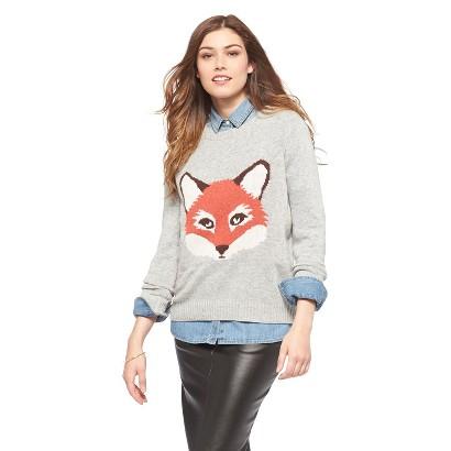 Fox Graphic Sweater  - Cliche