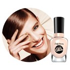 Sally Hansen Miracle Gel Flawless Nudes Colle...